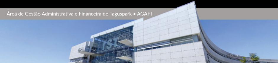 Área de Gestão Administrativa e Financeira do Taguspark